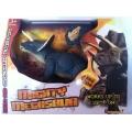 Uzaktan Kumandalı Mighty Megasaur Triceratops*