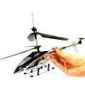 Metal Çantalı 3 Kanal Gyro'lu Metal Helikopter